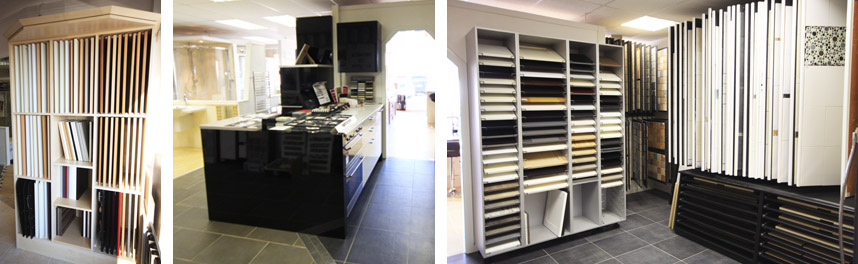Kitchen Showroom Exmouth